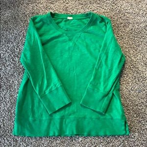 Women's J. Crew sweatshirt- Size M
